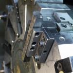 付け刃バイトをNC旋盤で使用できるバイトスライダー