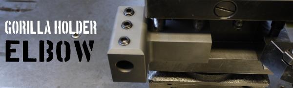 刃物台スペースを有効に活用する縦付けタイプのゴリラホルダー