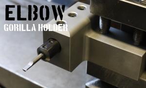 刃物台を有効活用できる縦付けタイプのゴリラホルダー