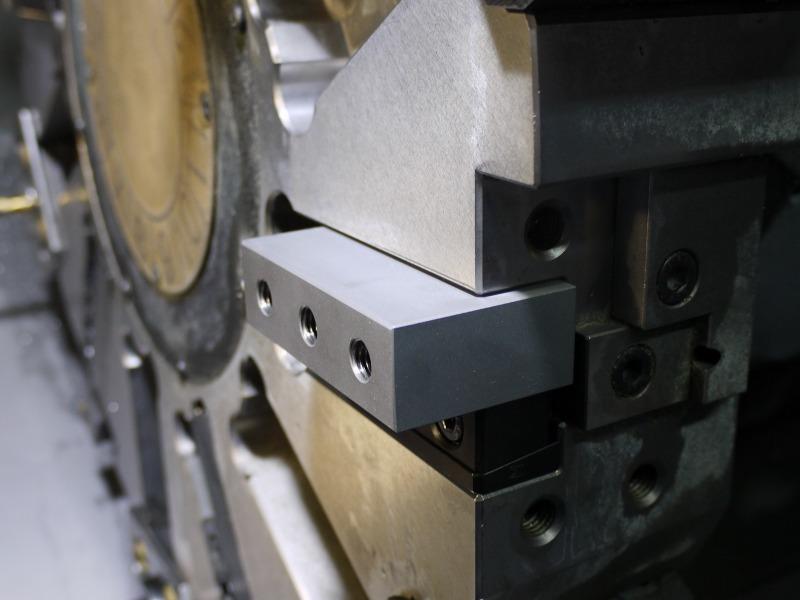 ゴリラホルダーアームはブロック部分で長さを調整。
