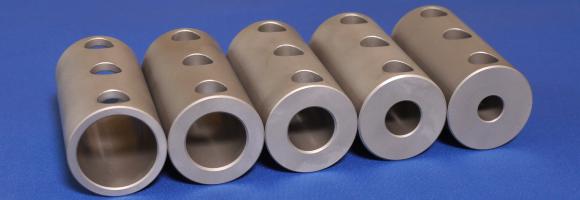 NC旋盤の内径ツーリング工具をゴリラホルダーで使用するためのゴリラスリーブ40φ標準品